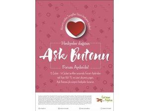 Forum Aydın'dan Sevgililer gününe özel etkinlikler