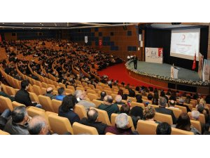 'Aydın Sana Kanım Feda' semineri ADÜ'de gerçekleşti