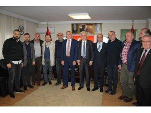 MHP'den Trabzonlu sanayicilerin yeni sanayi sitesi projesine tam destek