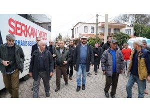 """AK Parti'nin Marmaris adayı Yazıcı: """"Yetki sizden, hizmet bizden"""""""