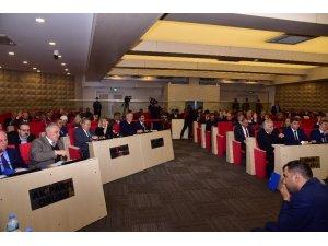 Manisa Büyükşehir Belediyesi Şubat Ayı Meclis Toplantısı yapıldı