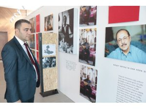 MHP'li aday seçmeni proje tanıtım toplantısına türkü ile davet etti