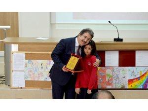 """72. """"Verem Eğitimi ve Farkındalık Haftası"""" Şiir Kompozisyon ve Resim Yarışması Ödül Töreni"""