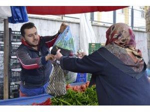 Eskişehir'deki pazar fiyatları da düştü