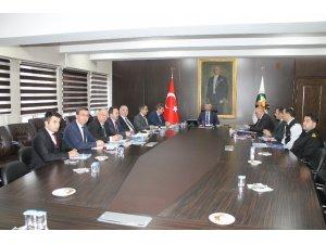 Zonguldak'ta seçim tedbirleri görüşüldü