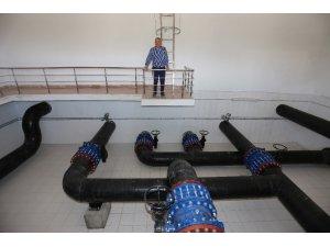 DESKİ 32 milyon liralık yatırımla 76 adet içme suyu deposu yaptı