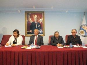 Kaş Belediye Meclisi olağanüstü toplandı