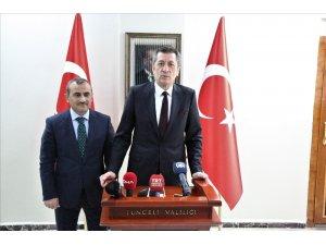 """Bakan Selçuk: """"Tunceli'nin başarı hikayesi Türkiye için büyük bir örnek"""""""