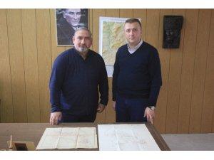 Sakarya'daki yeni şehit mezarları radarla tespit ediliyor