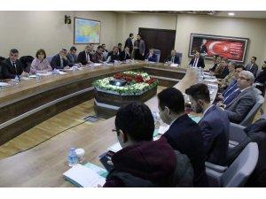Siirt'te 'Bağımlılıkla Mücadele İl Koordinasyon Kurulu Toplantısı' yapıldı