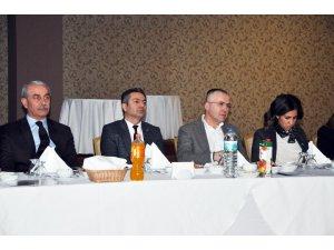 Sorgun ilçesi TANAP projeleri tanıtıldı