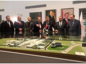 Ankara Şehir Hastanesi hasta kabulüne başladı