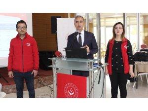 Adıyaman ASDEP'te Türkiye 1'incisi oldu