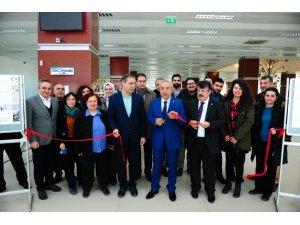 Mimarlık Tasarım Fakültesi 2018-2019 Öğretim Yılı Sergisi açıldı