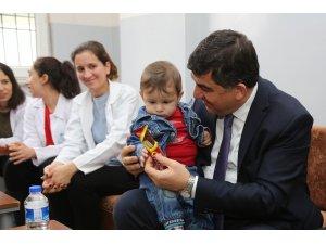 Belediye Başkanı Fadıloğlu, ziyaretlerini aralıksız sürdürüyor