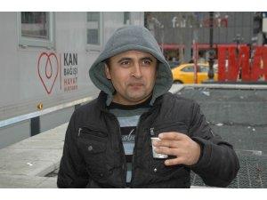 Alaşehir'in pekmezi Ankaralıların içini ısıttı