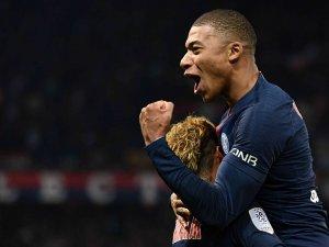 Paris Saint Germain avantajı kaptı