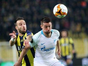 Fenerbahçe'den tek gol avantajı!