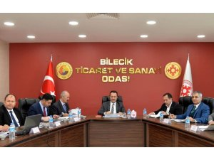 Yüzde 54'lük sanayi payı ile Bilecik Türkiye'de ikinci sırada