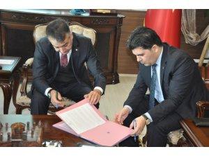 Bitlis Valiliği ile Cumhuriyet Başsavcılığı arasında işbirliği protokolü