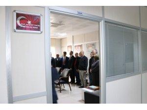 SGK'da Şehit yakını ve Gazilerin işlemler için büro açıldı