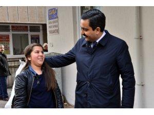 """Belediye Başkanı Yaşar Bahçeci; """"Halkla hayal edip halkla yürümeye devam edeceğiz"""""""