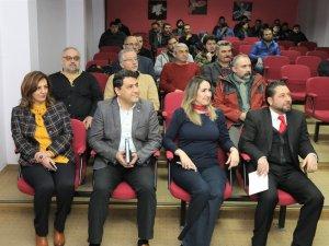"""KAYÜ'de """"Otomotiv Sektörünün Dünü, Bugünü, Yarını"""" Konulu Panel Düzenlendi"""