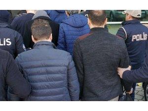 Aydın'da FETÖ operasyonu 5 gözaltı