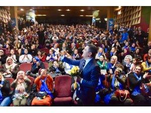 Mustafa Sarıgül'den Şişlililere Sevgililer Günü jesti