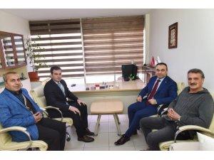Vali Soytürk'den İHA'ya ziyaret