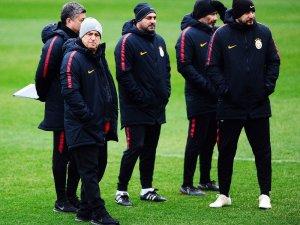 Galatasaray, Benfica maçına hazır
