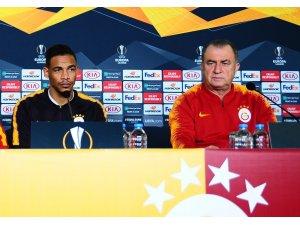"""Fatih Terim: """"İnşallah UEFA Avrupa Ligi'nde sonuna kadar gideriz"""""""