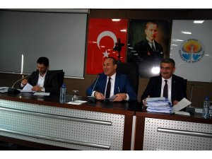 """Sözlü: """"Şambayadı Türk şehirciliğinin yüz akı olacak"""""""