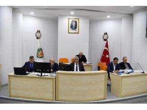 Şubat ayı ilk Meclis Toplantısı yapıldı