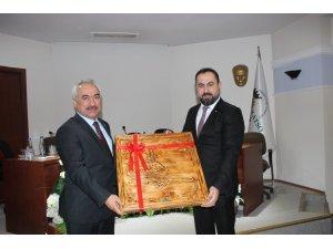 İçişleri Bakan Yardımcısı Mehmet Ersoy, KATSO'yu ziyaret etti