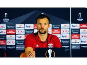 """Haris Seferovic: """"Büyük bir maç olacak"""""""