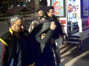 Kilis'te hırsızlık şüphelisi 4 kişi tutuklandı