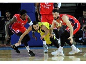 TBF Erkekler Türkiye Kupası: Fenerbahçe Beko: 78 - Bahçeşehir Koleji: 70