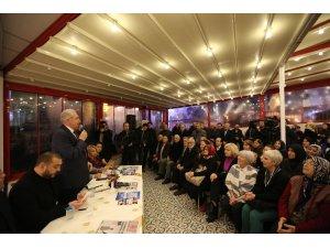 """AK Parti Büyükçekmece Belediye Başkan Adayı Mevlüt Uysal: """"Büyükçekmece'de festivaller devam edecek"""""""