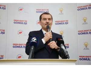 Arısoy, Zeytinburnu'nda kentsel dönüşüm sorularına açıklık getirdi