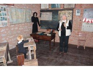 Türkiye Cumhuriyeti'nin ilk köy okulu müze oldu