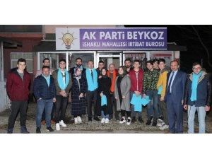 """Murat Aydın: """"Bireylerin değil Beykoz'un menfaati için çalışacağız"""""""