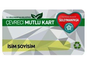 Süleymanpaşa Belediyesi çevreci projelerle 2018 yılına adını yazdırdı