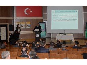 Erzurum'da, bağımlılıkla mücadele toplantısı