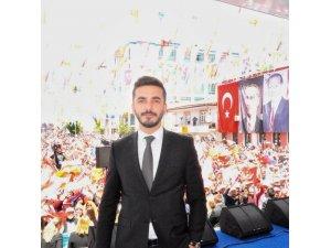 AK Parti Kars Gençlik Kolları Başkanı Haliloğlu, istifa etti