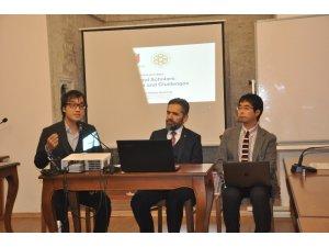 İbn Haldun Üniversitesi'nde hadisler tartışıldı