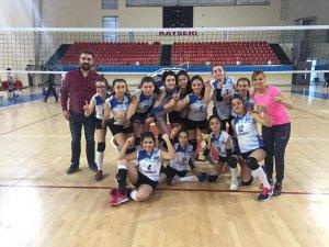Kayseri OSB Atletikspor, Midi Kızlar Kayseri şampiyonu oldu
