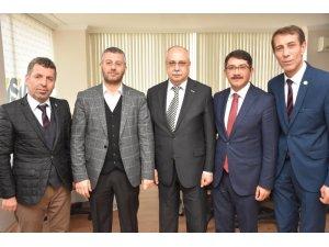 Başkan Çelik STK'lardan destek istedi
