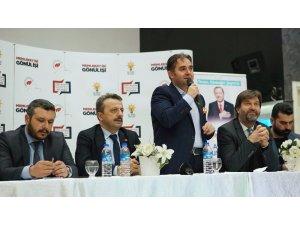 """Başkan adayı Ulusoy: """"Avcılar yoğun bakımda, tedavi zamanı geldi"""""""