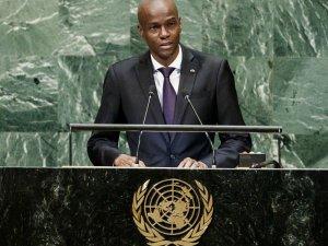 Haiti Devlet Başkanı Jovenel Moise görevinden ayrılmayı reddetti